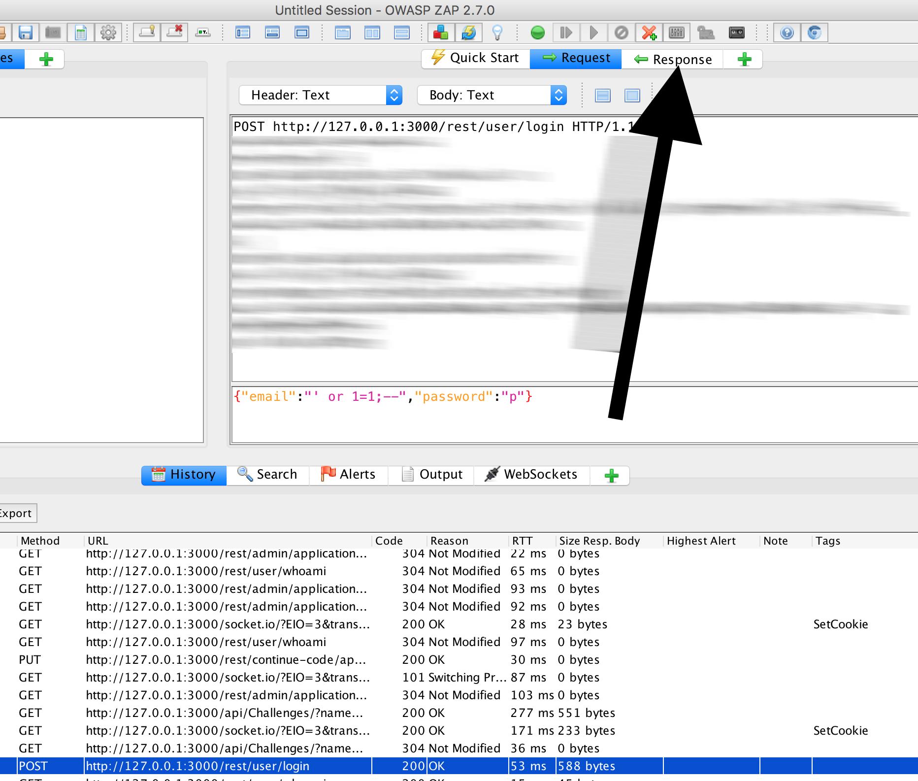 Secure Software Development using CI